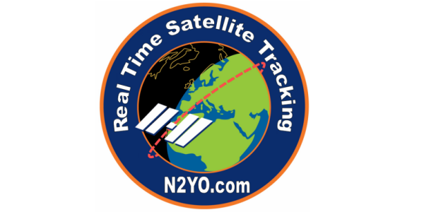 LIVE REAL TIME SATELLITE AND SPACE SHUTTLE TRACKING