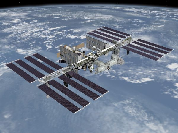 LIVE STREAMING FROM INTERNATIONAL SPACE STATION - Actual satellite images