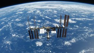 SPACE STATION ORBIT TO BE RAISED AHEAD OF NEW MANNED MISSION