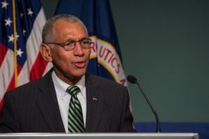 BOLDEN DOWNPLAYS IMPACT OF UKRAINE CRISIS ON NASA