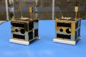 UNIVERSITY OF TORONTO SATELLITE LOST IN SPACE, BUT SCIENTISTS STILL HOPEFUL
