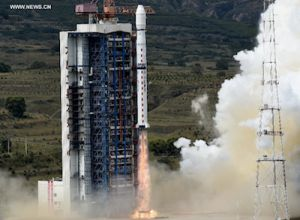 CLANDESTINE SPY SATELLITE LAUNCHED BY CHINA