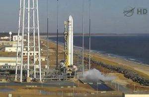 NEXT ANTARES SET TO LAUNCH FROM WALLOPS TO ISS IN MID-OCTOBER