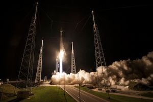 MYSTERIOUS SATELLITE LAUNCHED FROM FLORIDA BY ATLAS 5 ROCKET