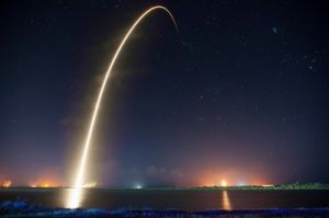SPACEX SUPPLY SHIP TAKES OFF WITH ANIMALS, CRITICAL CARGO