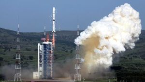 CHINA SUCCESSFULLY ORBITS EXPERIMENTAL SATELLITE