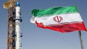 State television reports Iran launches satellite called 'Fajr' into space amid rocket tests