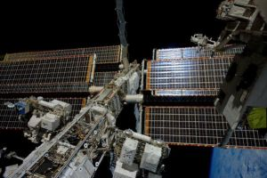 RUSSIAN SPACE AGENCY ENDORSES ISS UNTIL 2024