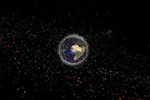 US MILITARY SATELLITE EXPLOSION NO THREAT TO EUROPEAN SPACE MISSIONS