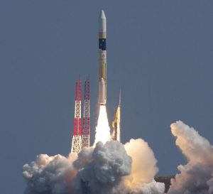 H-2A ROCKET ACHIEVES FOURTH LAUNCH IN SIX MONTHS