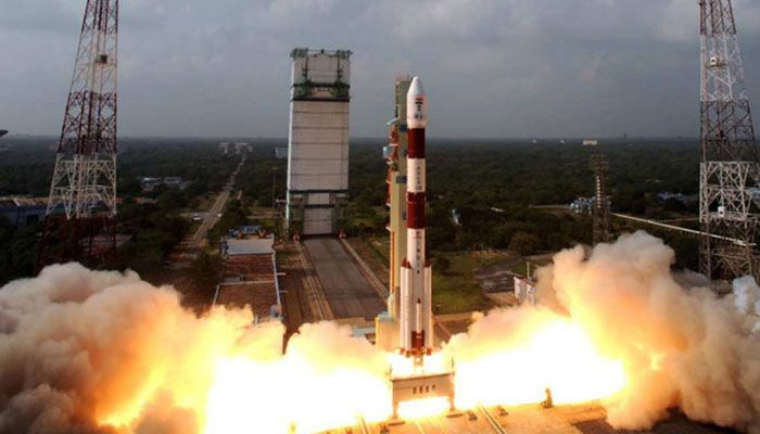 COUNTDOWN BEGINS FOR LAUNCH OF ISRO'S NAVIGATION SATELLITE IRNSS-1D