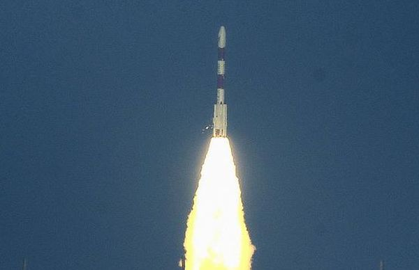 ISRO NAVIGATION SATELLITE IN ORBIT