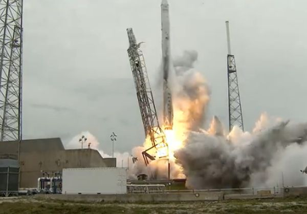 SPACEX FALCON 9 ROCKET LAUNCH SET FOR APRIL 10