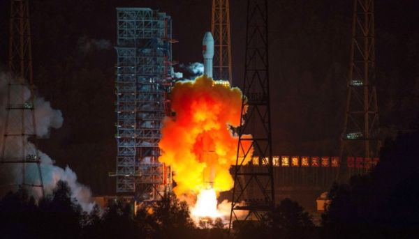 CHINA LAUNCHES UPGRADED BEIDOU NAVIGATION SATELLITE
