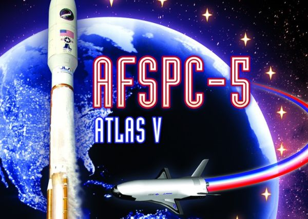 MYSTERIOUS MINI SPACEPLANE THE NEXT ATLAS 5 PAYLOAD