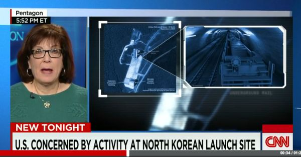 IS NORTH KOREA PLANNING ROCKET LAUNCH? ACTIVITY SPARKS CONCERN, OFFICIALS SAY