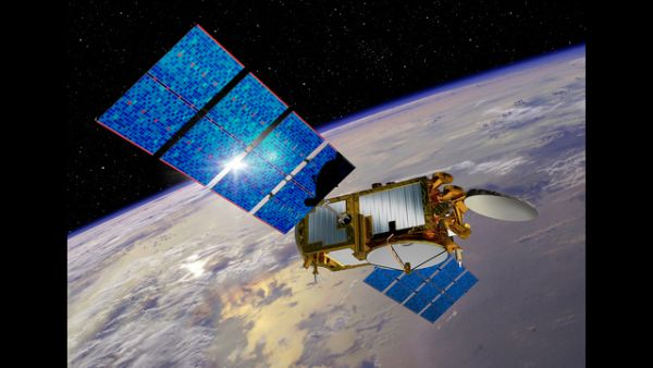 LAUNCH SET FOR US-EUROPEAN OCEAN-MONITORING SATELLITE