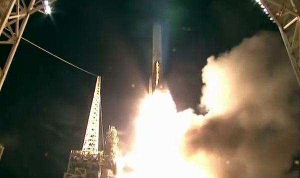 DELTA 4 GOES AGAINST THE GRAIN TO BACKWARDS ORBIT FOR SPY BIRD