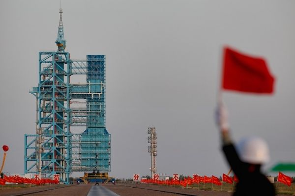 CHINA'S LARGEST ROCKET LONG MARCH 5 CONCLUDES TESTING, READY FOR LAUNCH IN SEPTEMBER