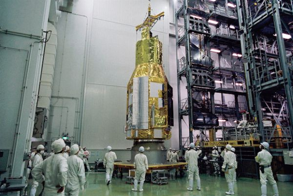 LAUNCH OF JAPANESE X-RAY OBSERVATORY POSTPONED