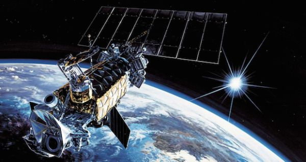 Engineers lose control of us military weather satellite freerunsca Images
