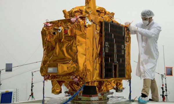 FRENCH SATELLITE PUTS EINSTEIN TO THE TEST