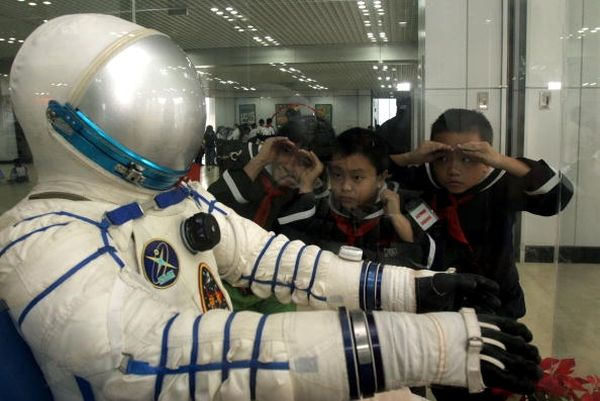 CHINA TO LAUNCH SPACE STATION IN 2018, AIMS TO BECOME NEXT 'SPACE GIANT'