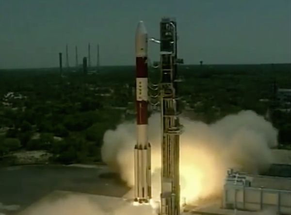 INDIAN LAUNCH ROUNDS OUT DOMESTIC NAVIGATION NETWORK