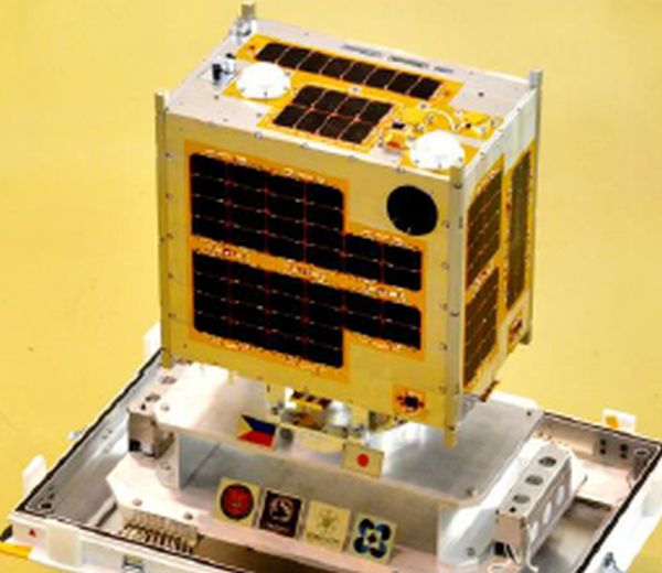PH SATELLITE DIWATA-1 NOW IN SPACE
