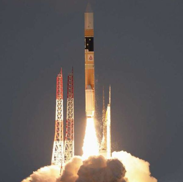JAPAN ABANDONS COSTLY X-RAY SATELLITE LOST IN SPACE