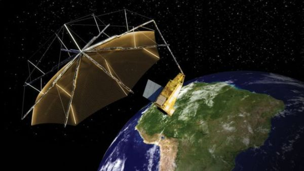 UK WINS SATELLITE CONTRACT TO 'WEIGH' EARTH'S FORESTS