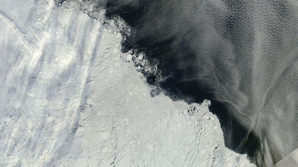 SCIENTISTS SCRAMBLING TO TRACK ARCTIC SEA ICE AFTER KEY SATELLITE SENSOR DIES