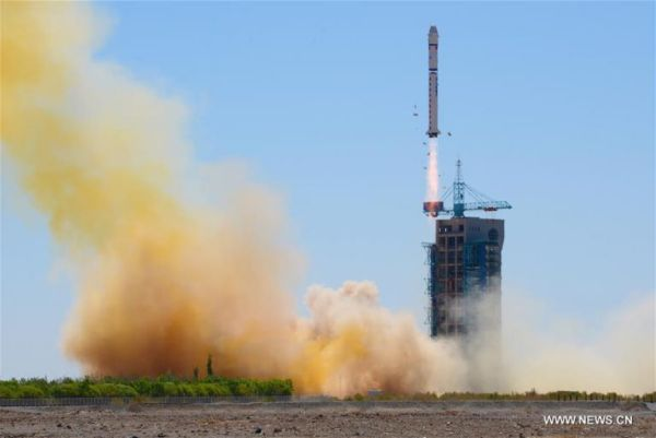 CHINESE ROCKET LOFTS GOVERNMENT SURVEILLANCE SATELLITE