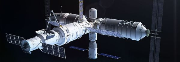 CHINA REVEALS DESIGN FOR PLANNED TIANGONG 3 SPACE STATION