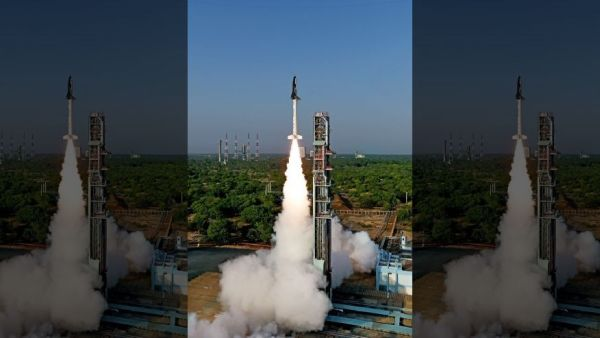 INDIA PERFORMS SUCCESSFUL SPACE SHUTTLE TEST LAUNCH