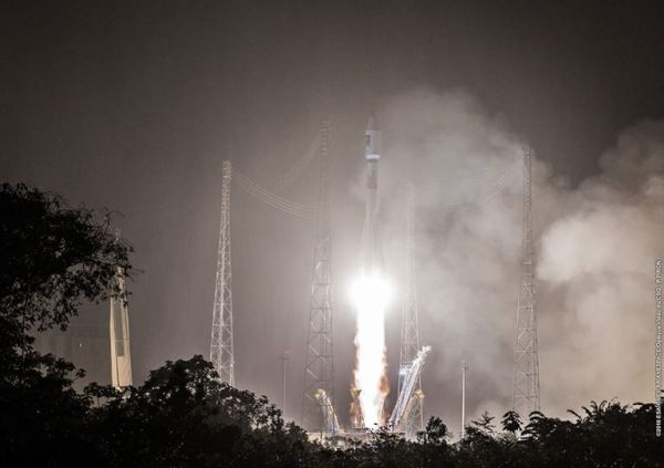 SOYUZ LAUNCH ADDS TWO MORE SATELLITES TO GALILEO NAVIGATION FLEET