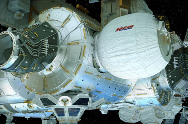 WATCH THE FIRST EXPANDABLE HABITAT INFLATE ON THE INTERNATIONAL SPACE STATION TODAY