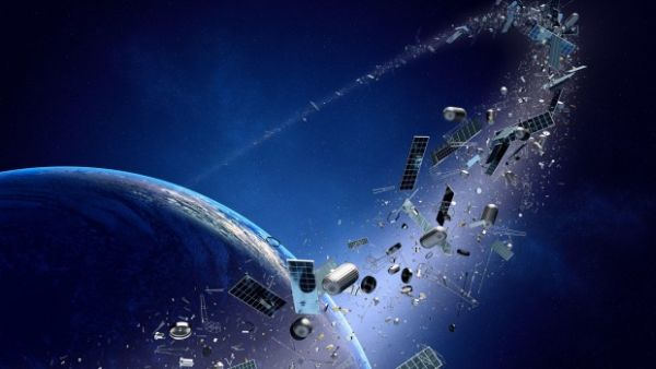 'CATASTROPHIC AVALANCHE' OF SPACE JUNK COULD WIPE OUT SATELLITES WITHIN YEARS