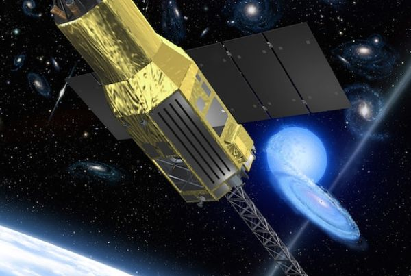 WHAT KILLED JAPAN'S HITOMI X-RAY SATELLITE?
