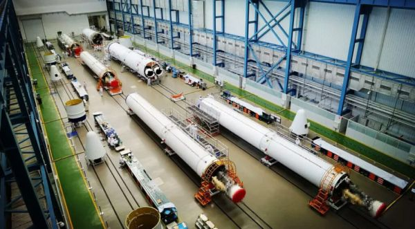 CHINA PREPARES ASSEMBLY OF ITS SPACE STATION, INVITES COLLABORATION THROUGH U.N.