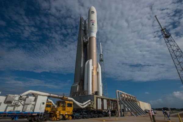 WEATHER FORECAST LOOKS GOOD FOR FRIDAY'S ATLAS 5 ROCKET LAUNCH