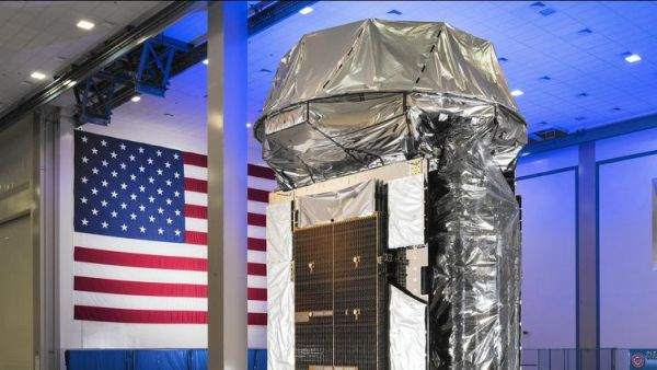 UNITED LAUNCH ALLIANCE SET FOR SATELLITE LAUNCH