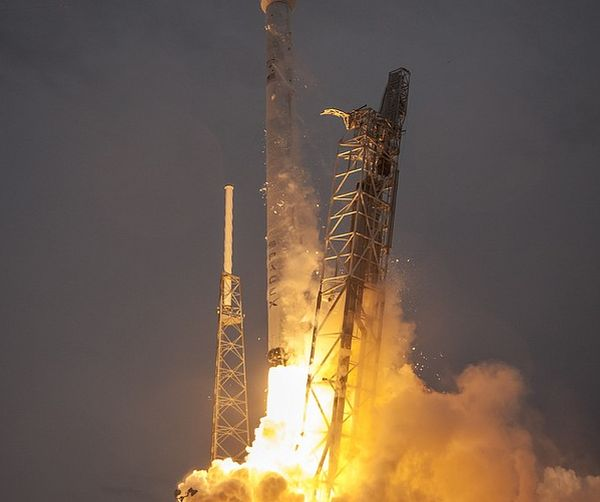 SPACEX TO LAUNCH NINTH SPACE STATION RESUPPLY MISSION