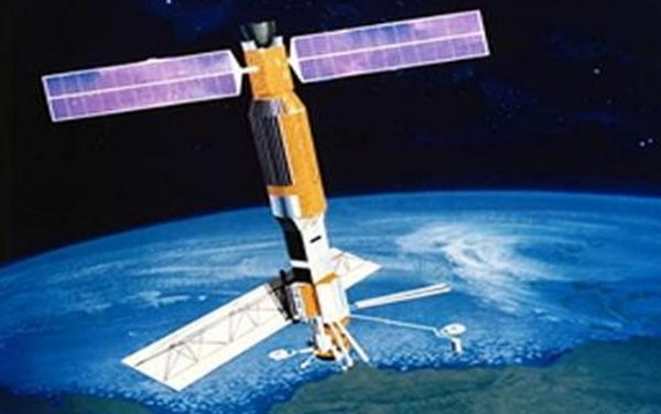 SATELLITE FLIES 4,000KM IN SPACE TO FOCUS ON INDIA