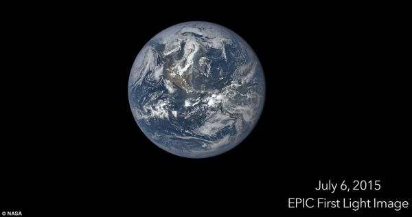 A YEAR OF EARTH: STUNNING VIDEO REVEALS 365 DAYS OF PICTURES FROM NASA'S EPIC SATELLITE