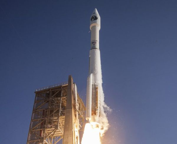 SPY SATELLITE INFRASTRUCTURE SUPPORTED BY SUCCESSFUL ATLAS 5 ROCKET LAUNCH