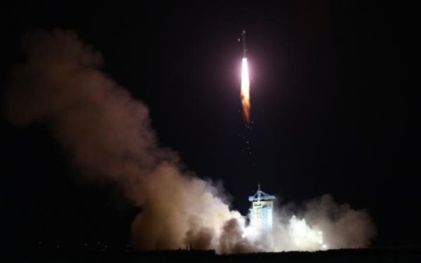 CHINA LAUNCHES 'HACK-PROOF' QUANTUM COMMUNICATIONS SATELLITE
