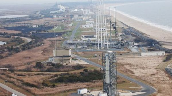 WALLOPS LAUNCH NOW PLANNED FOR WEDNESDAY
