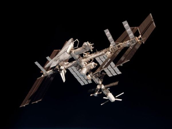 NASA HOPES TO HAND THE INTERNATIONAL SPACE STATION TO A COMMERCIAL OWNER BY MID 2020S