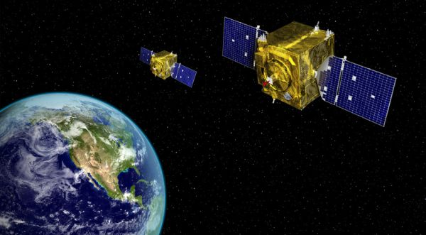 AIR FORCE SENT GSSAP SATELLITE TO CHECK ON STALLED MUOS-5
